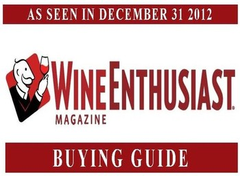Wine Enthusiast Letterhead Yates Family Update
