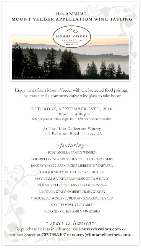 West Coast Wine Event